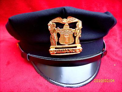 historische Schirmmütze US Police Sicherheitsdienst